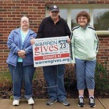Warren Gives