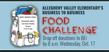 Business to Business Food Challenge